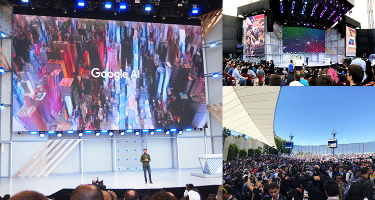 GoogleとMicrosoftの戦略にみるテクノロジーの新潮流とビジネスへの活用を徹底議論 Google I/O , Microsoft Build/Report & Discussion!