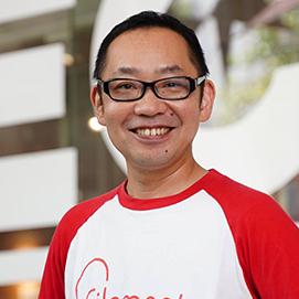 株式会社フィラメント 代表取締役CEO 角勝氏