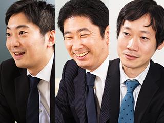 PwCアドバイザリー合同会社 田中 大貴氏&長田 英知氏&森 厚雄氏
