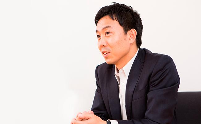 日本の未来のために、 真にイノベーションを起こしたい。 だから我々はこの場を選んだ。