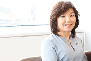 GE ヘルスケア・ジャパン株式会社 チーフ・マーケティング・オフィサー 伊藤 久美氏