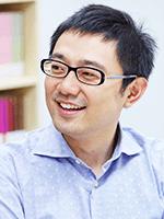 株式会社コルク 代表取締役社長佐渡島庸平氏