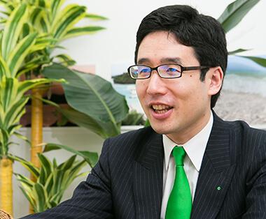 株式会社ユーグレナ 代表取締役社長 出雲 充氏