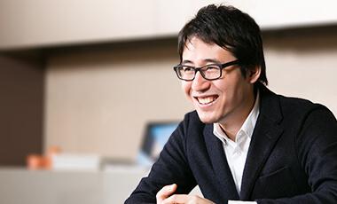 ビーサイズ株式会社 代表取締役社長 八木 啓太氏