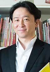 株式会社 絵本ナビ 代表取締役社長 金柿 秀幸氏